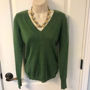 The Limited Beautiful Green Sweater! 😀